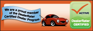 DealerRater Certified Program