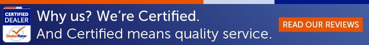 Certified: Ultimate Motorsport Inc
